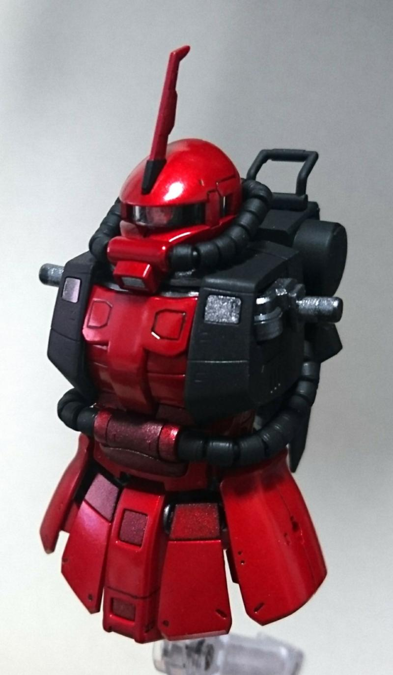 RG MS-06R JOHNNY RIDDEN′S ZAKUⅡ