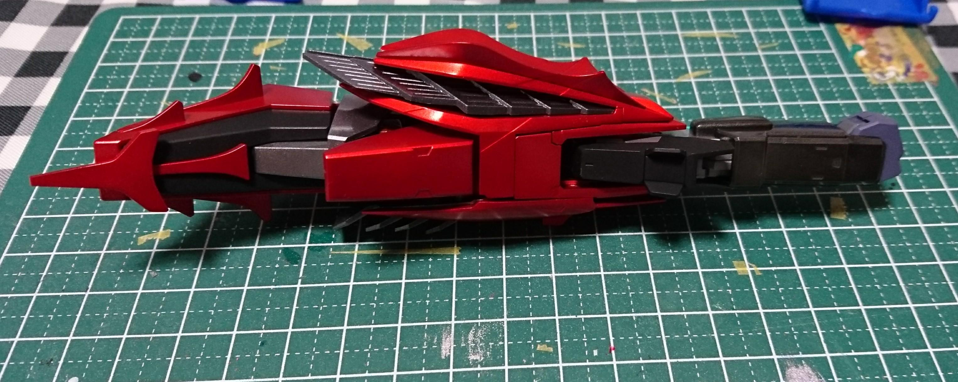 ZETA GUNDAM Ⅲ P2 TYPE [RED ZETA]