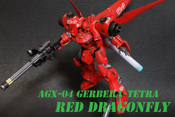RED DRAGONFLY画像1