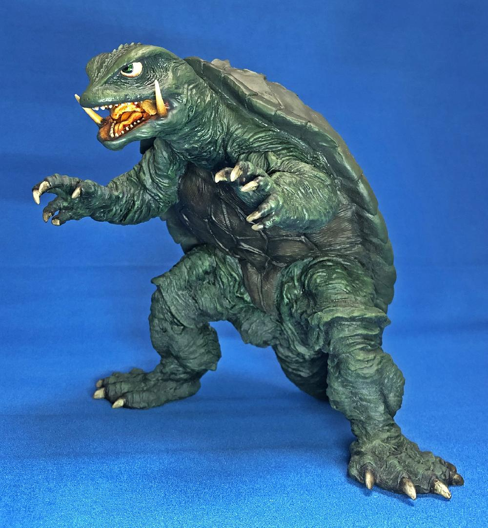 Sci-Fi MONSTER soft vinyl model kit collection ガメラ1995サムネイル4