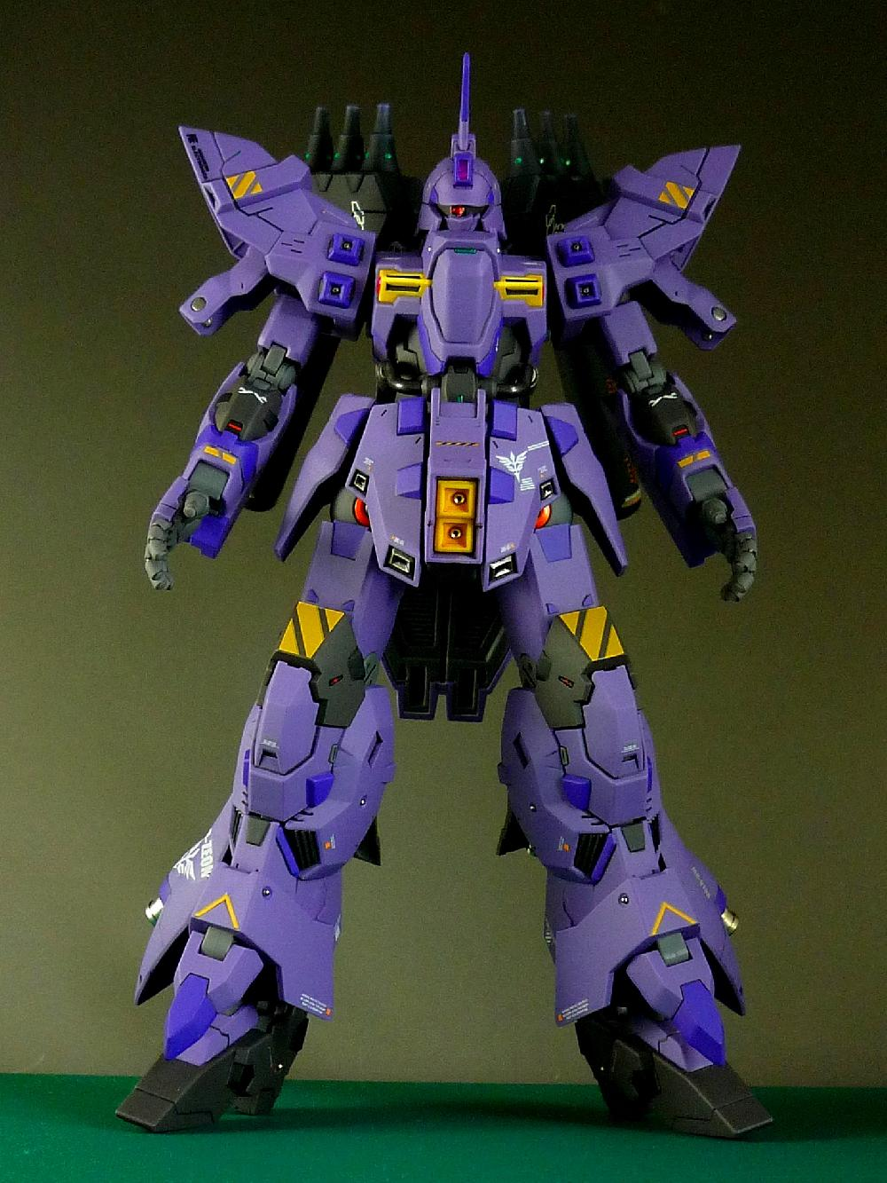 【HGUC 1/144:VERGUIL】サムネイル2