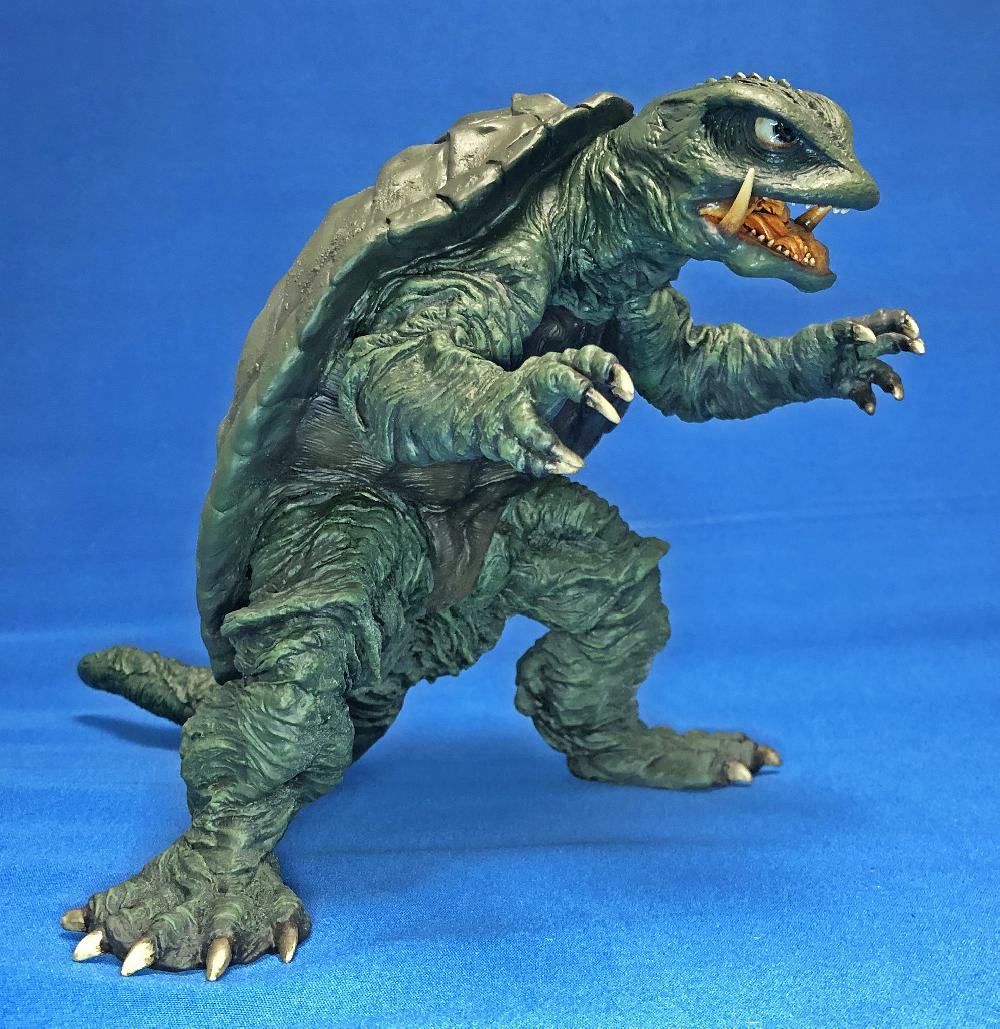 Sci-Fi MONSTER soft vinyl model kit collection ガメラ1995サムネイル2