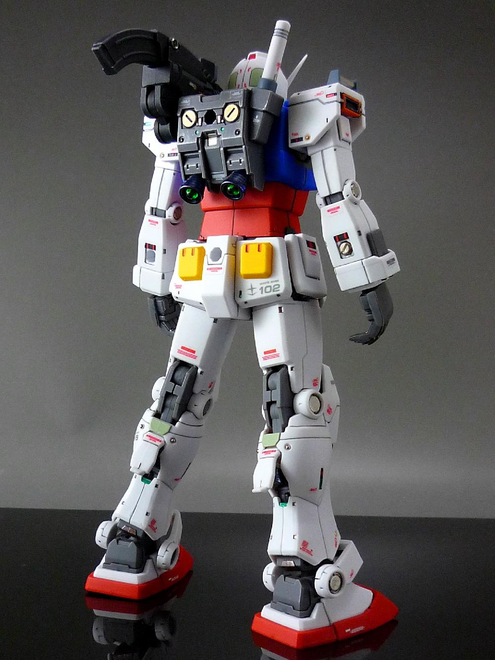 【1/144:RX-78-2 GUNDAM (THE ORIGIN)】画像5
