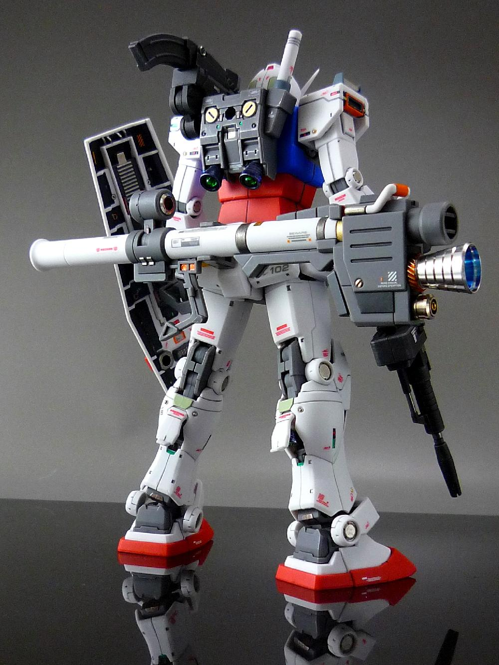 【1/144:RX-78-2 GUNDAM (THE ORIGIN)】画像10