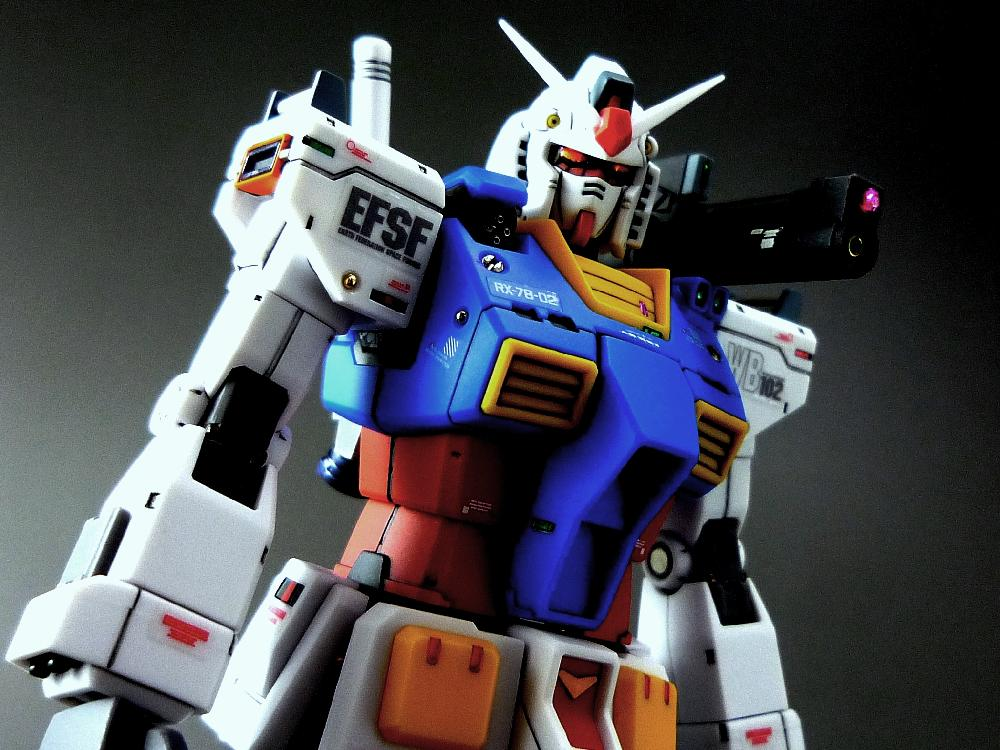 【1/144:RX-78-2 GUNDAM (THE ORIGIN)】画像12