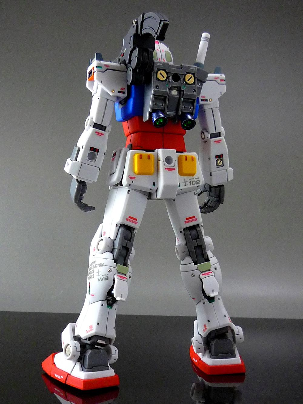 【1/144:RX-78-2 GUNDAM (THE ORIGIN)】画像4