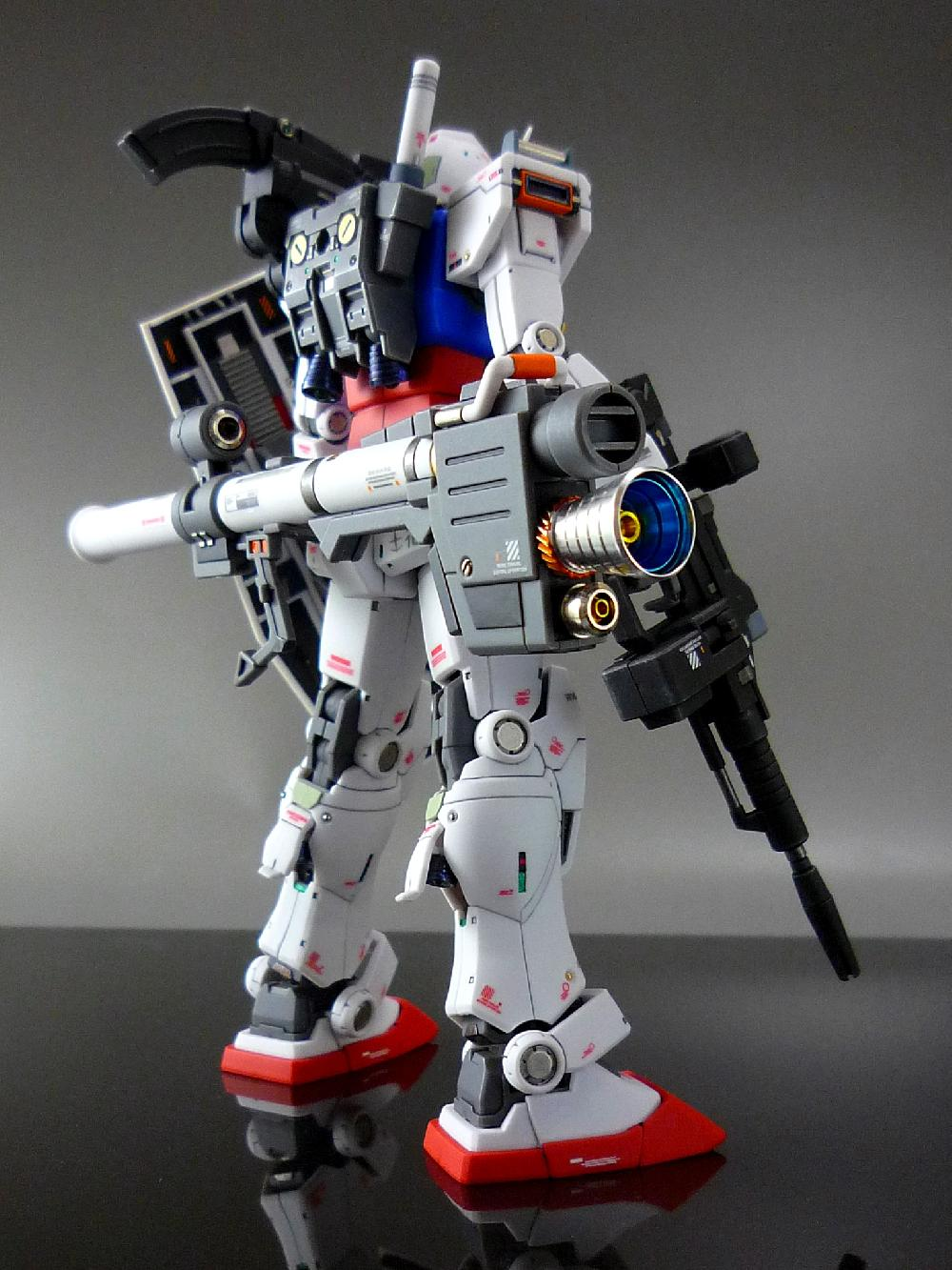 【1/144:RX-78-2 GUNDAM (THE ORIGIN)】画像11